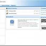Microsoft BPOS – Business Productivity Online Standard – First Thoughts.